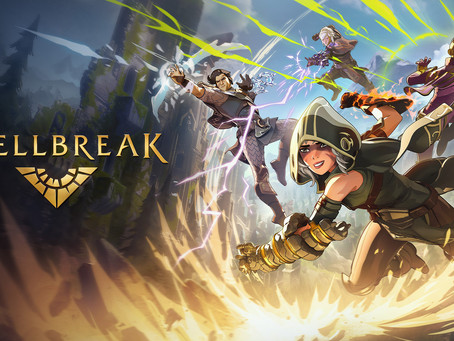 Spellbreak - Review