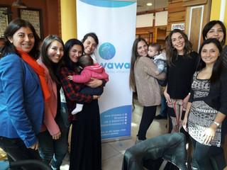 Así se vivió el pre-lanzamiento de Miwawa Online en Santiago de Chile