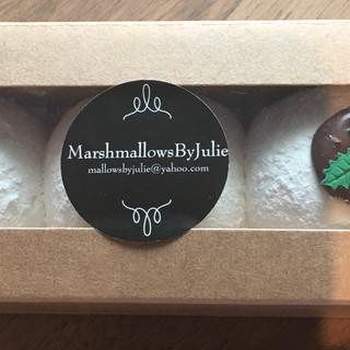 Marshmallows for Christmas