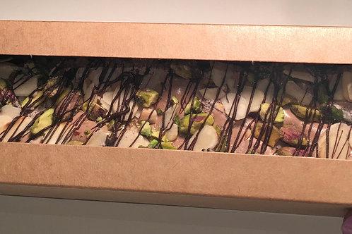 Chocolate Marshmallow with Pistachio & Almond