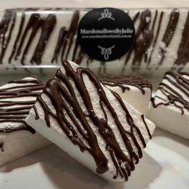 Vanilla Bean Chocolate Swirl