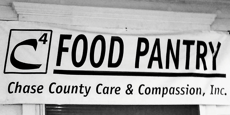 Food Pantry Service Day