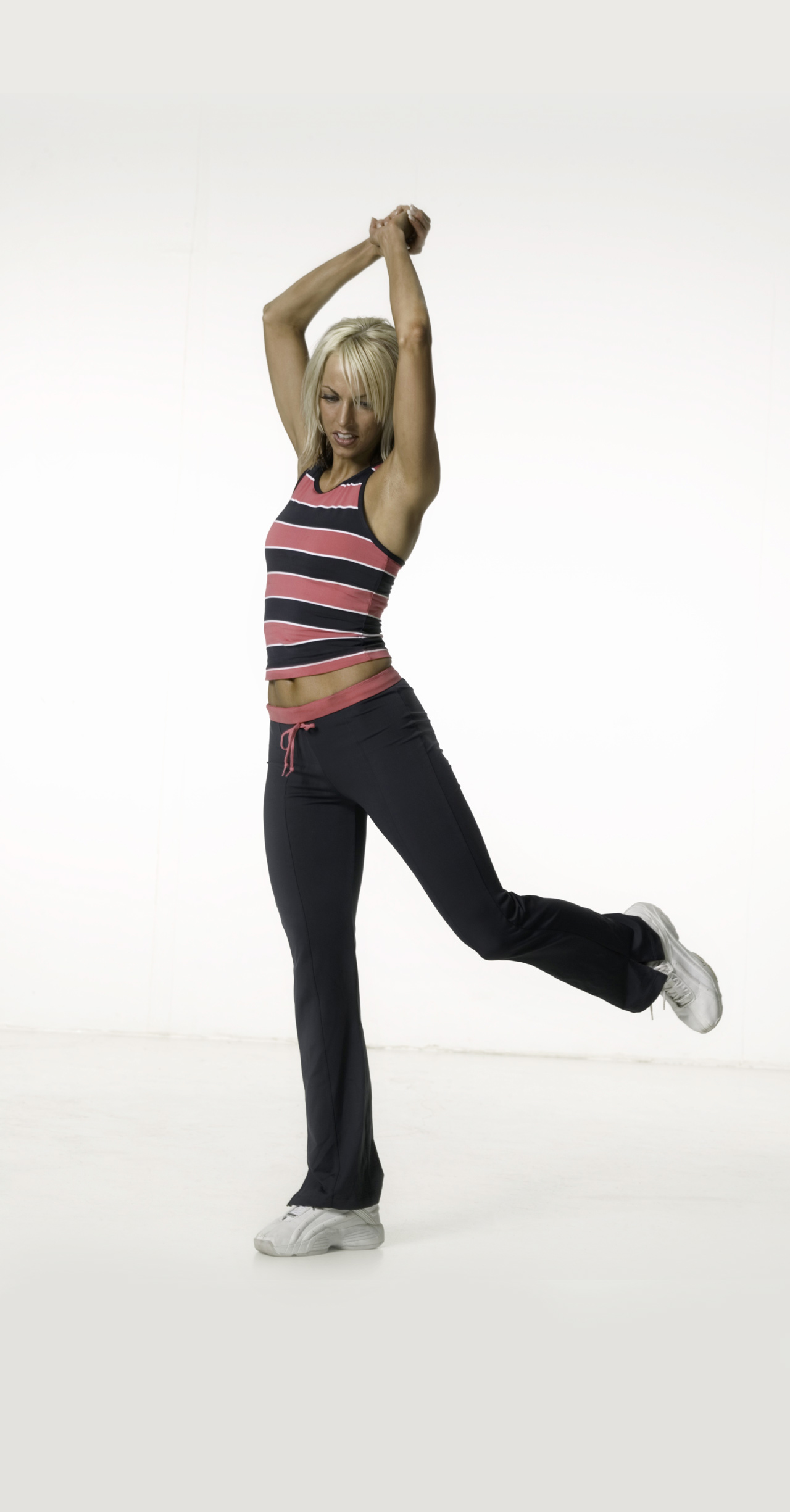 Aerobics Woman