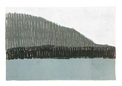 Oil ink , Acrylic