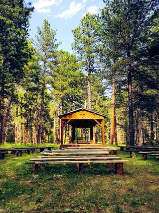 Peterson Memorial Outdoor Chapel