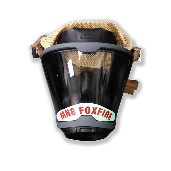 ILLUMINATING SCBA FACEPIECE IDENTIFIER