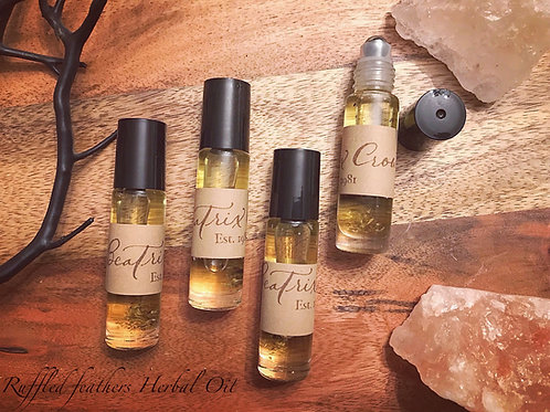 Ruffled Feathers Herbal Oil