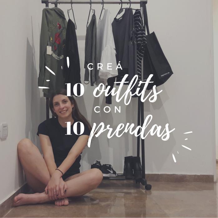 10 x 10: 10 outfits con 10 prendas