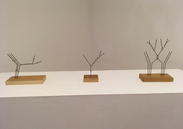 Sculptures Series I