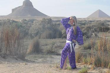 Shannon Bishop, Dashur Egypt