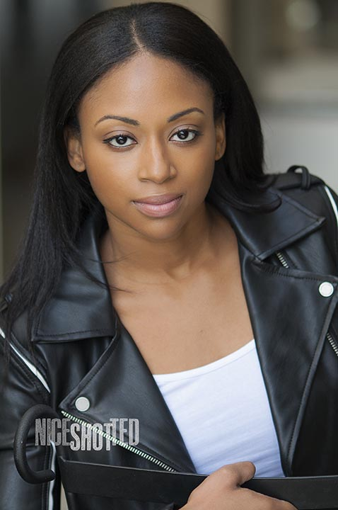 Actor Headshot - Raven
