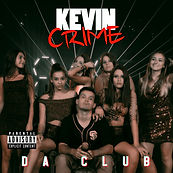 COPERTINA KEVIN CRIME DA CLUB DEFINITIVA