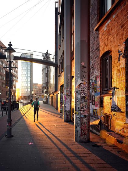 Shadows On The Street