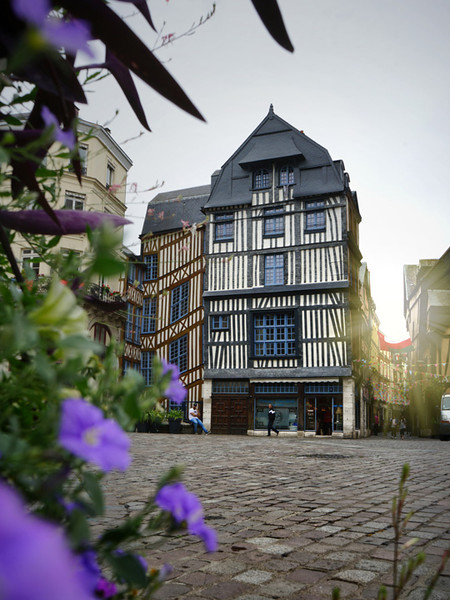 A Day In Rouen