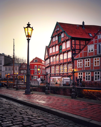 Old Town Romance