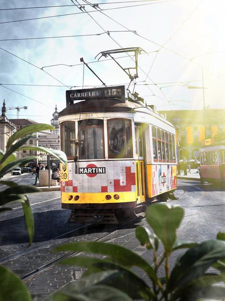 Sunshine Tram