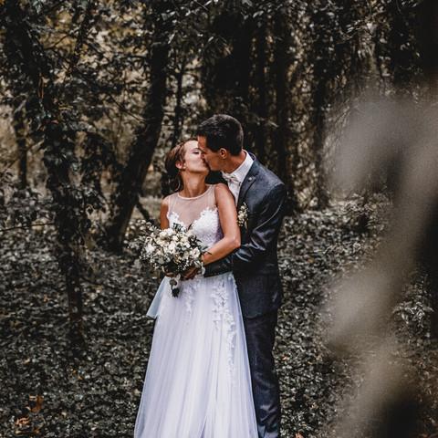 Erdei vintage esküvő