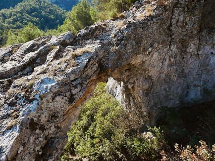 Balade dominicale dans                            le massif des Alpilles