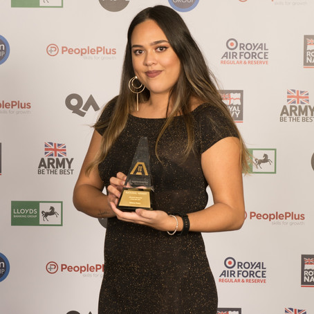 Royal Navy Award
