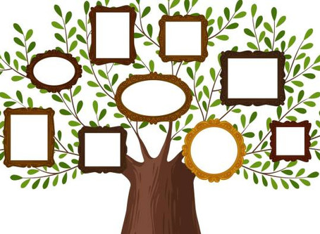 Social Distancing Activity - Family Tree