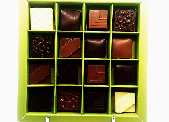 Boîte de 16 Chocolats