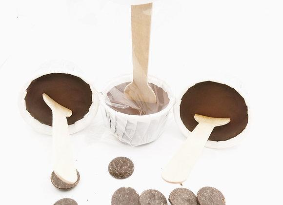 Sucette pour Chocolat Chaud