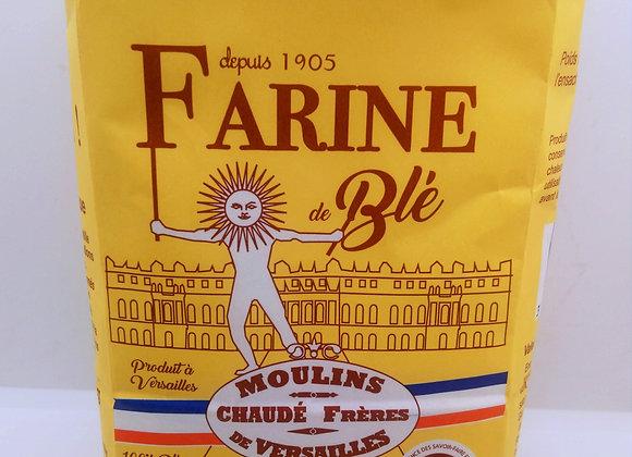 Farine de blé T55