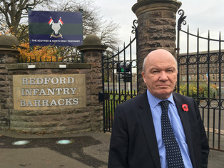 Time for MoD to be Honest About Barracks Closure