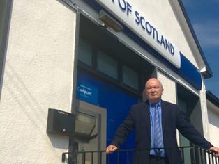 SNP MSP Demands Action On Bank Closures In Edinburgh