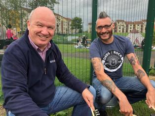 MSP Celebrates play Day in Edinburgh