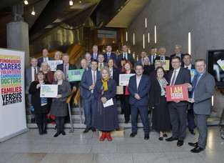 MSP Calls For Better Support To Keep People With Arthritis In Work