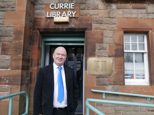 Edinburgh leads the world in libraries