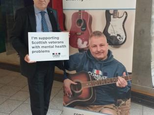 Support for Scottish Veterans