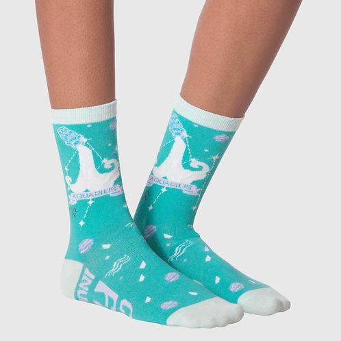 Women's Aquarius ♒️ Socks