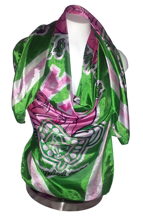 AKA silk scarf