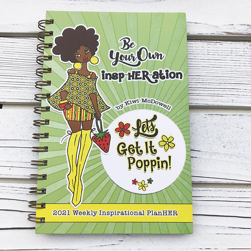 Be Your Own InspHERation 2021 Planner
