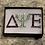 Thumbnail: Delta Psi Epsilon Rhinestone Pin