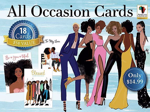 Sister Friends 2 All Occasion Cards Assortment Box