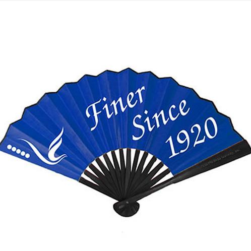 Zeta Fold-able Bamboo Hand Fan