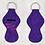 Thumbnail: Keychain Chapstick Holder