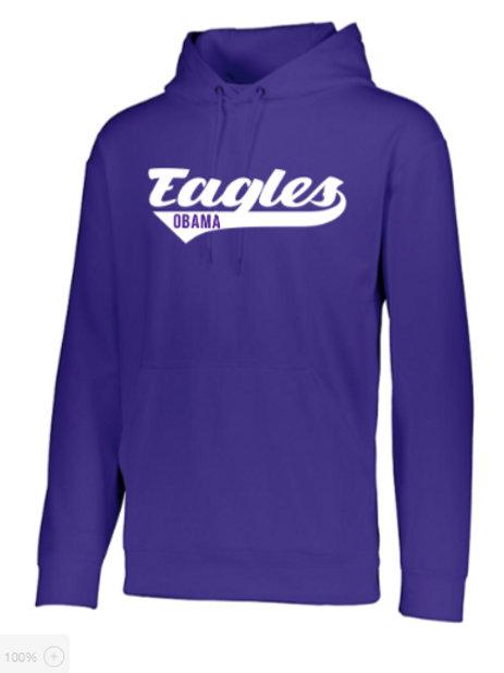 Eagles Unisex Micro Fleece Hoodie