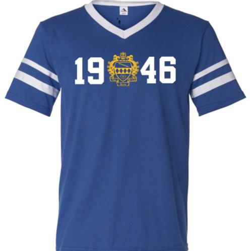 1946 Vintage Style Jersey Tee