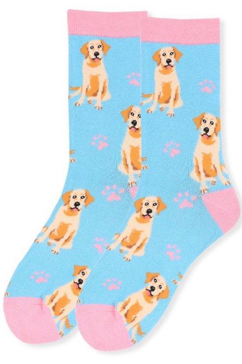 Labrador Retriever Socks