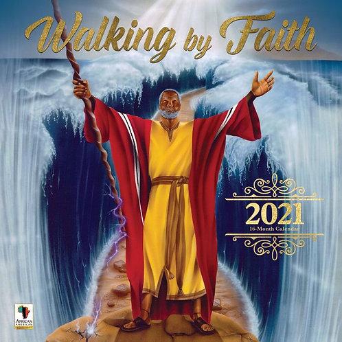 Walking By Faith 2021 Calendar