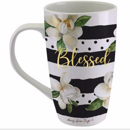 Blessed Latte Mug