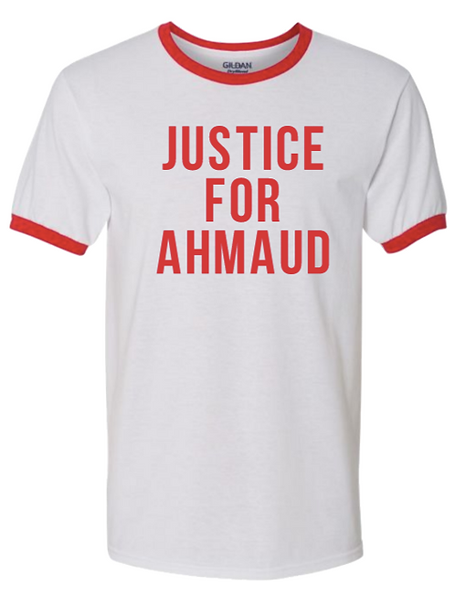 Justice for Ahmaud