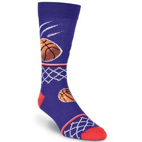 Men's Basketball Dunk Socks
