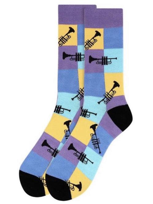 Men's Trumpet Socks