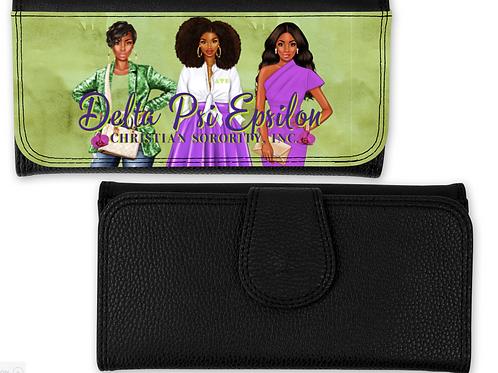 Ladies of DPsiE long wallet