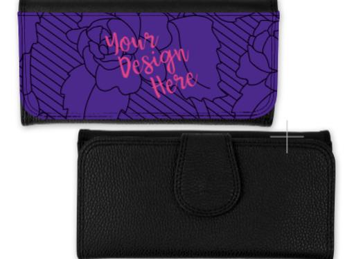 Personalize it! Ladies Long Wallet